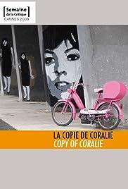 La copie de Coralie Poster