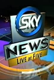 Sky News: Live at Five Poster