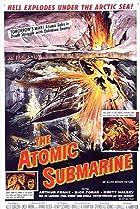 The Atomic Submarine (1959) Poster