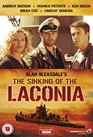 The Sinking of the Laconia Poster