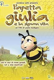 L'apetta Giulia e la signora Vita Poster