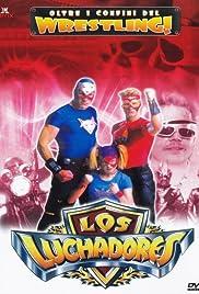 Los Luchadores Poster