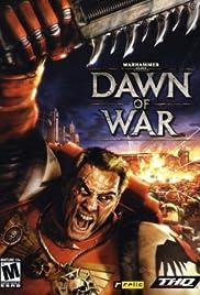 Warhammer 40,000: Dawn of War Poster