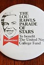 Lou Rawls Parade of Stars Poster