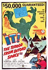 It! The Terror from Beyond Space(1958) Poster - Movie Forum, Cast, Reviews