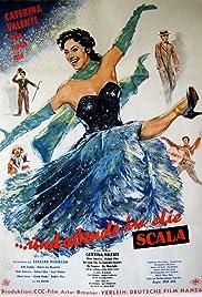 ...und abends in die Scala Poster
