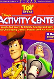 Toy Story Activity Center Poster