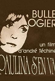 Paulina s'en va Poster