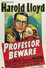 Professor Beware(1938) Poster - Movie Forum, Cast, Reviews