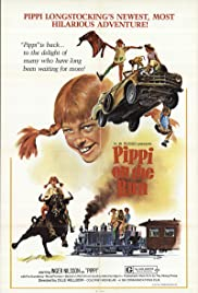 Pippi on the Run Poster