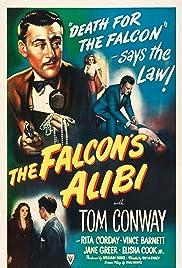 The Falcon's Alibi Poster