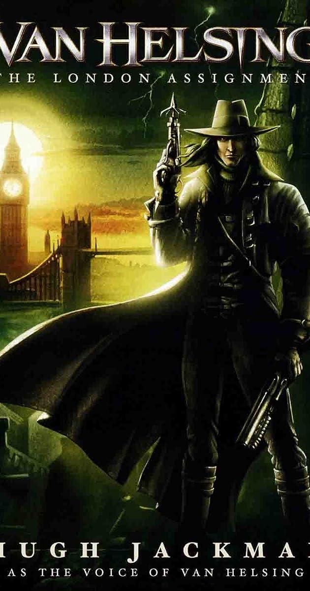 Van Helsing The London Assignment Video 2004 Imdb