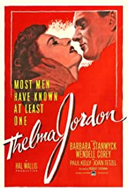 The File on Thelma Jordon Poster