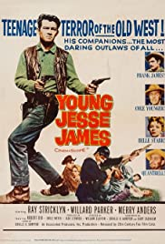 Young Jesse James Poster