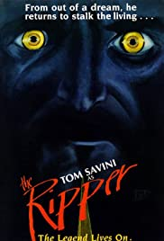 The Ripper(1985) Poster - Movie Forum, Cast, Reviews