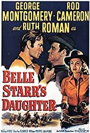 Belle Starr's Daughter Poster