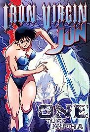Tetsu no shojo Jun Poster