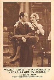 Just a Gigolo(1931) Poster - Movie Forum, Cast, Reviews