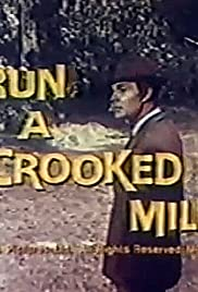 Run a Crooked Mile Poster
