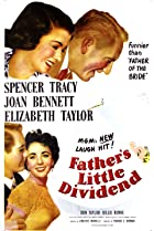 Father's Little Dividend (1951) Poster