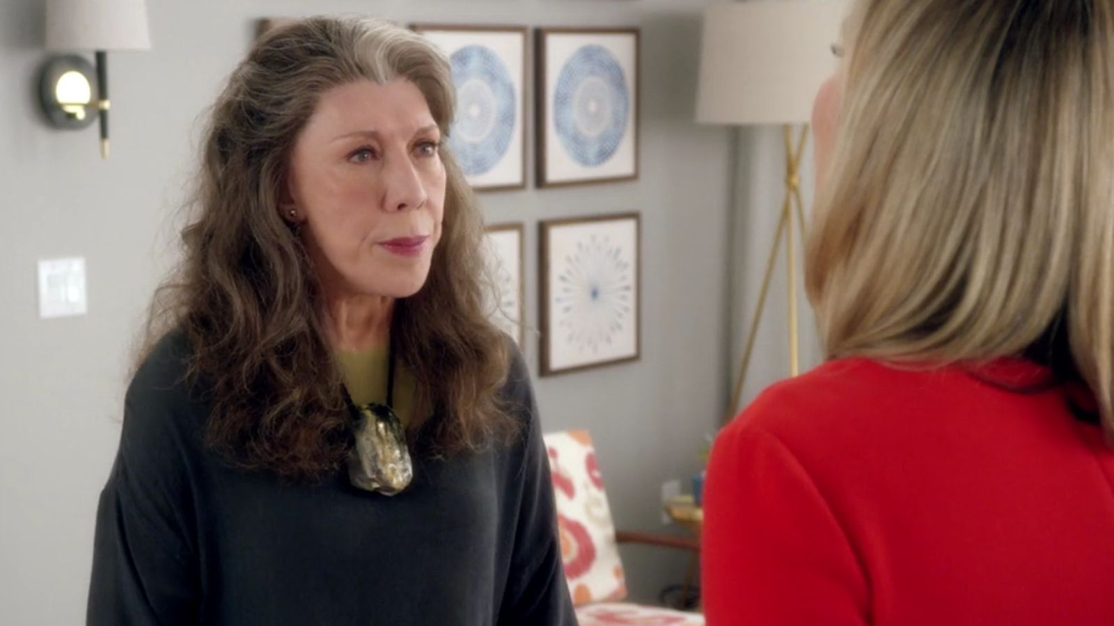 Grace and Frankie: The Anchor | Season 2 | Episode 8