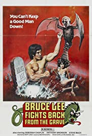 Bruce Fights Back from the Grave Poster