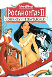 Pocahontas II: Journey to a New World Poster