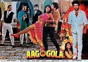 Faiz Saleem (scenario) Aag Ka Gola Movie