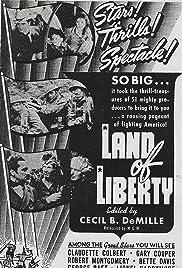 Land of Liberty (1939) - IMDb