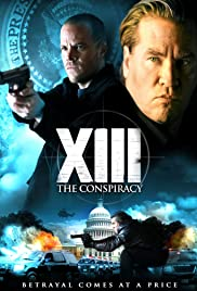 XIII: The Conspiracy Poster