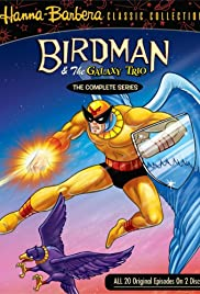Harvey Birdman, Attorney at Law TV Show: News, Videos, Full ...