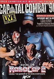 WCW/NWA Capital Combat Poster