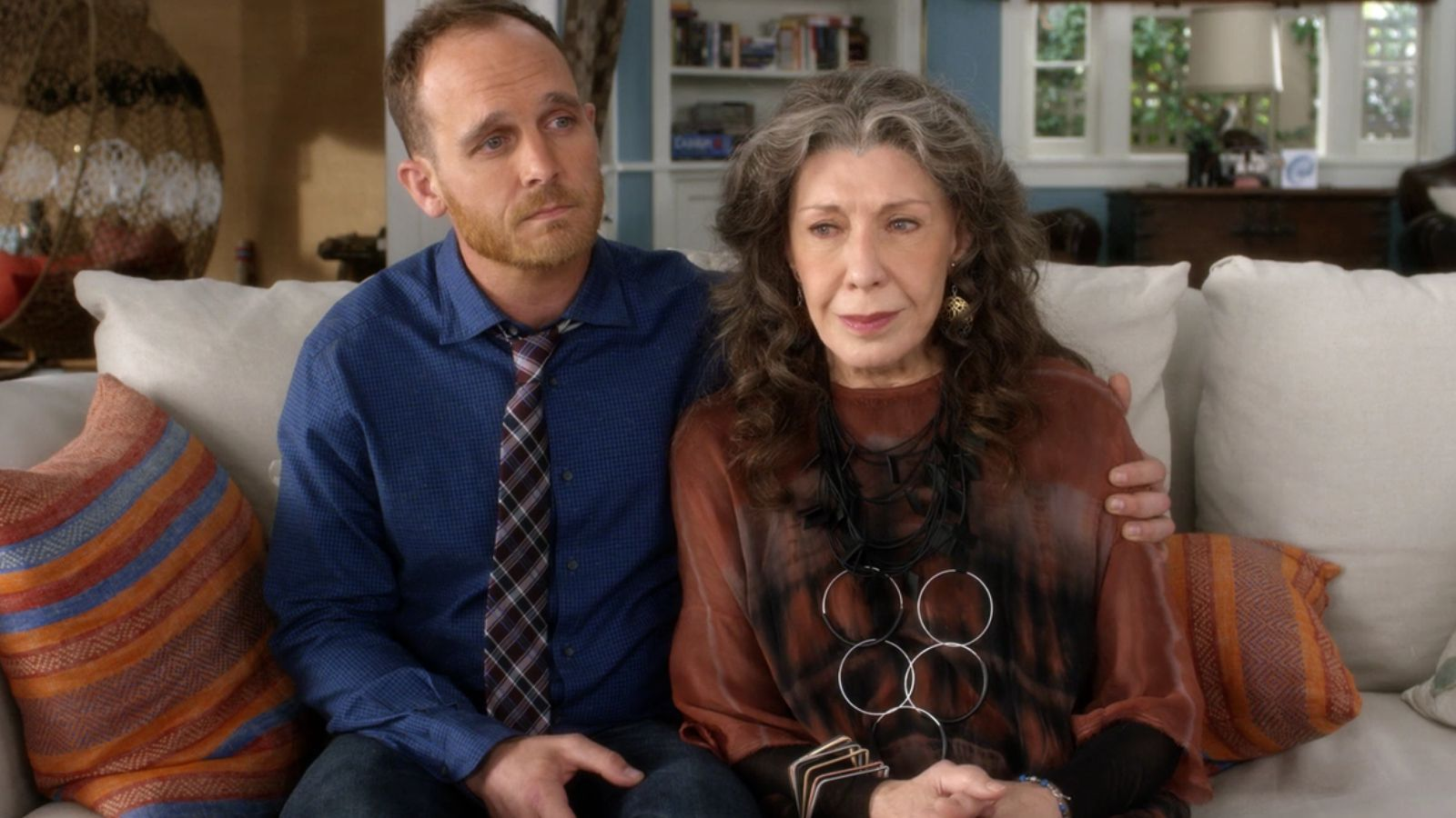 Grace and Frankie: The Goodbyes | Season 2 | Episode 9