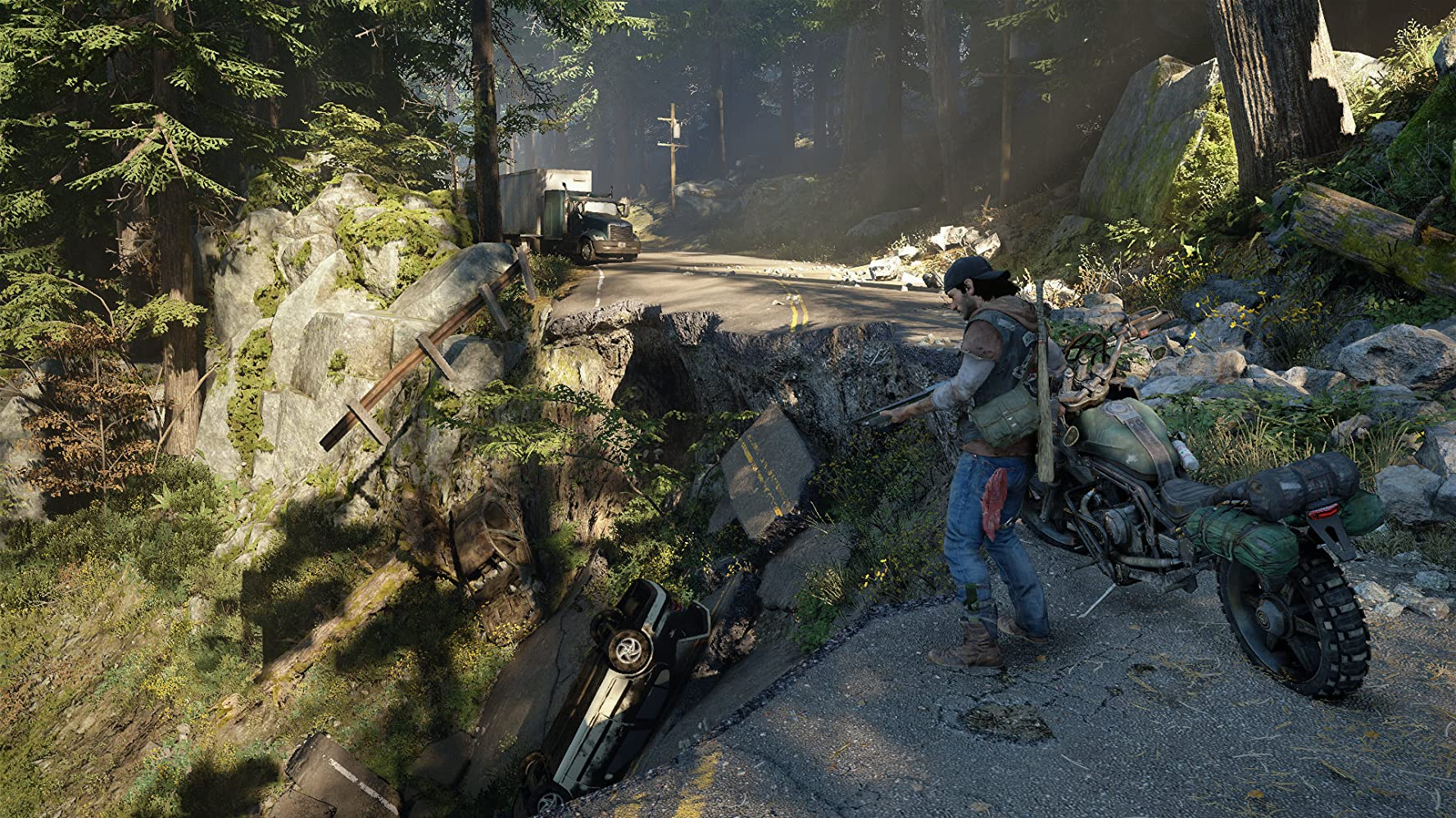 Days Gone 2019 Ps4 , PSP Android APK ISO Download Free
