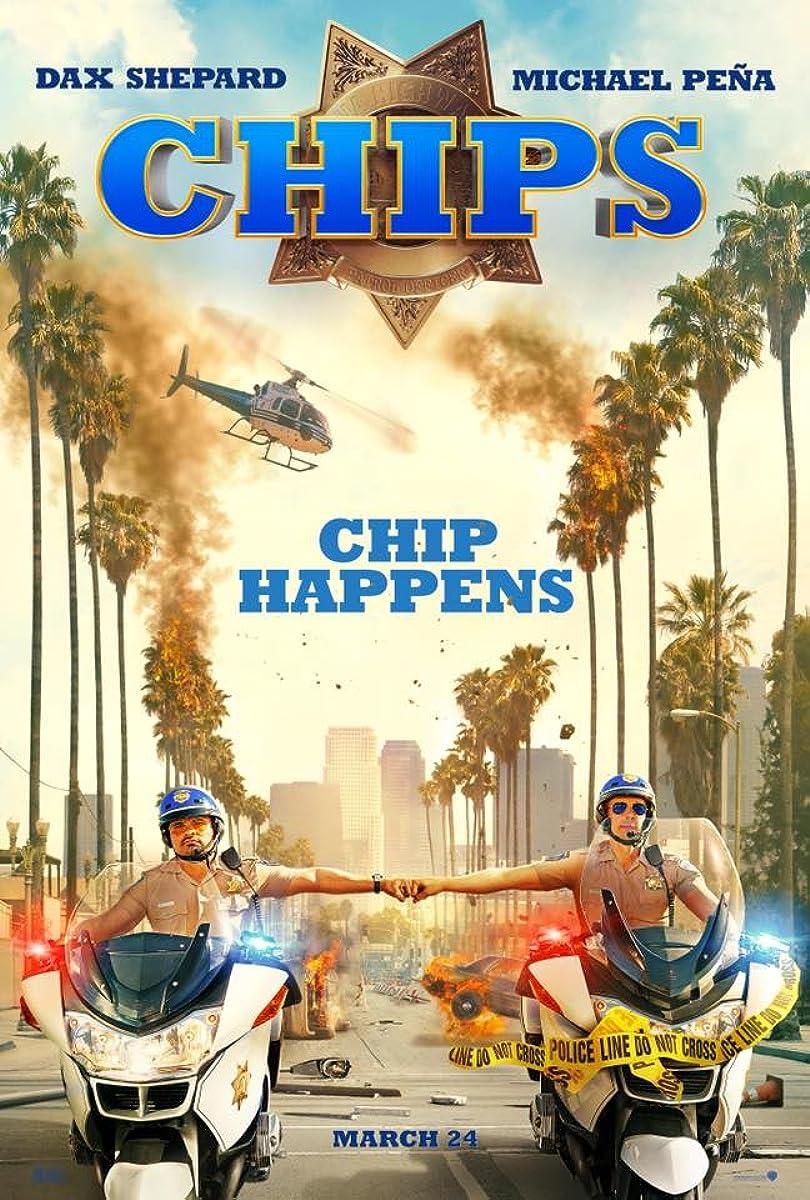 Patruliai  / CHIPS (2017)
