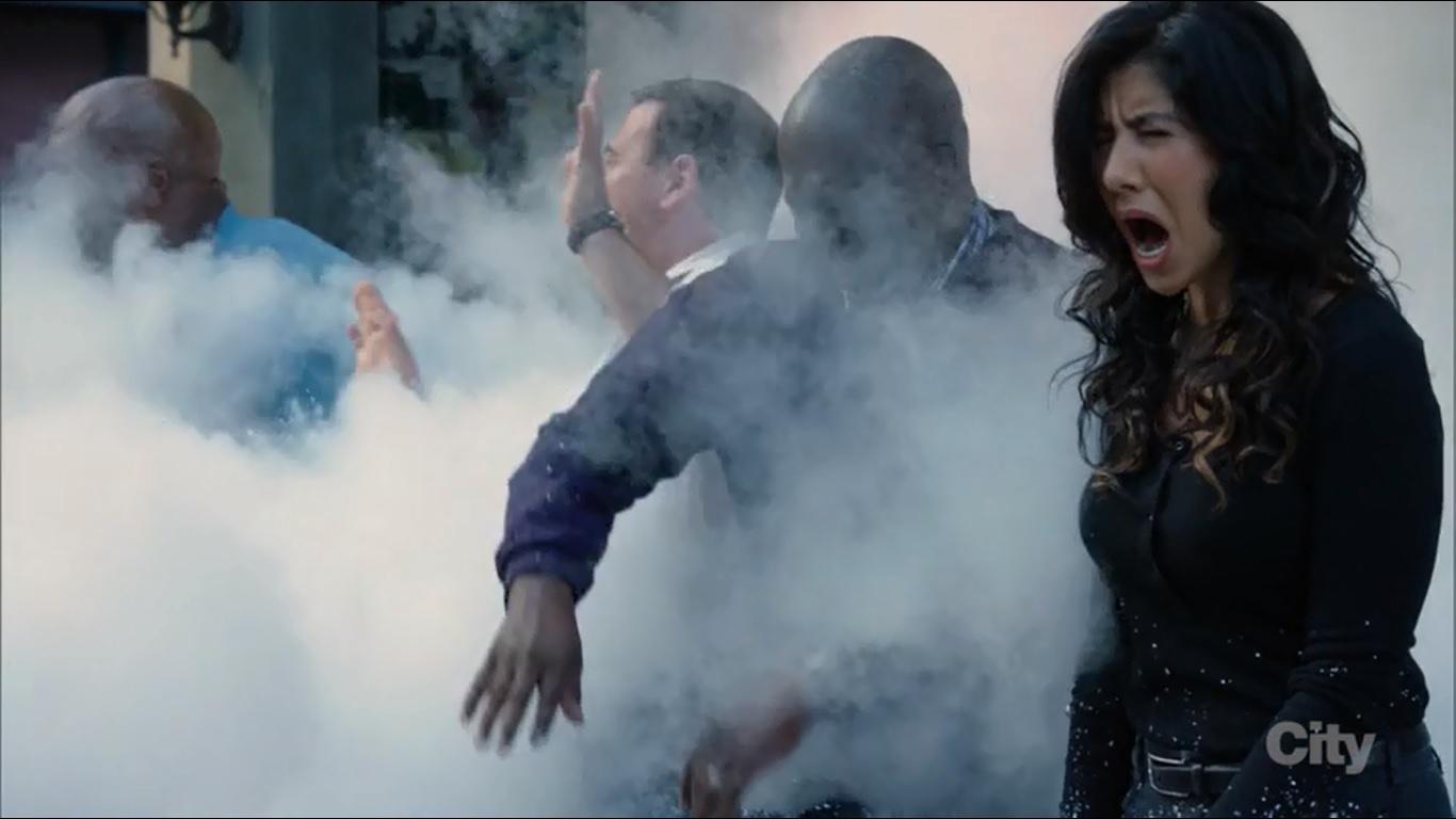 Brooklyn Nine-Nine: Monster in the Closet | Season 4 | Episode 6