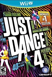 Just Dance 4 Poster