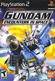 Mobile Suit Gundam: Encounters in Space Poster