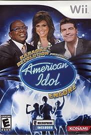 Karaoke Revolution Presents: American Idol Encore Poster