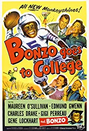 Bonzo Goes to College Poster