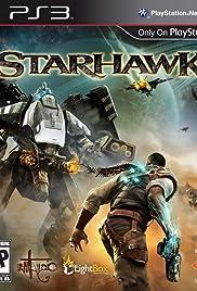 Starhawk Poster