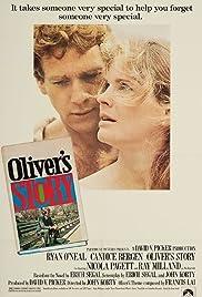 Oliver's Story Poster