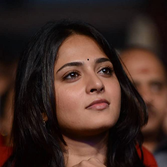Anushka Shetty at an event for Singam 2 (2013)
