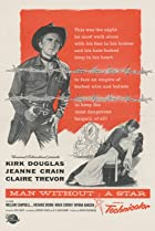 Man Without a Star (1955) Poster
