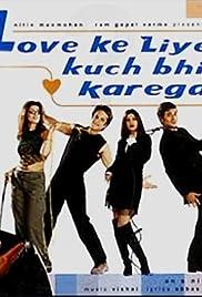 Love Ke Liye Kuch Bhi Karega Poster