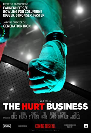 Permalink to Movie The Hurt Business (2016)