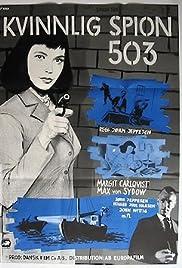 Spion 503 Poster