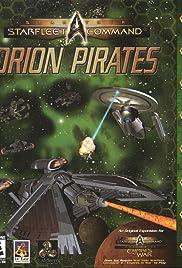 Star Trek: Starfleet Command: Orion Pirates Poster