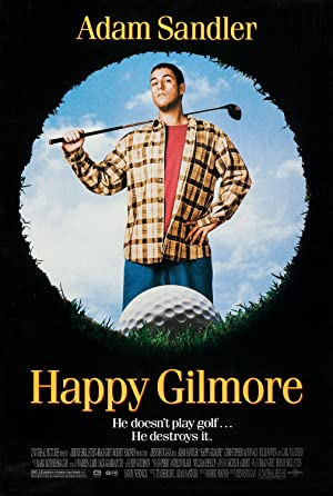 Happy Gilmore Poster