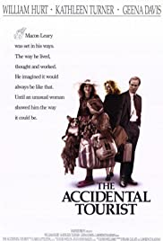 The Accidental Tourist Poster